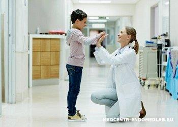 сдать анализы детям в Люберцах